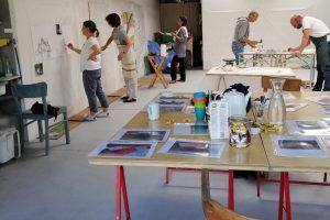Ateliersituation